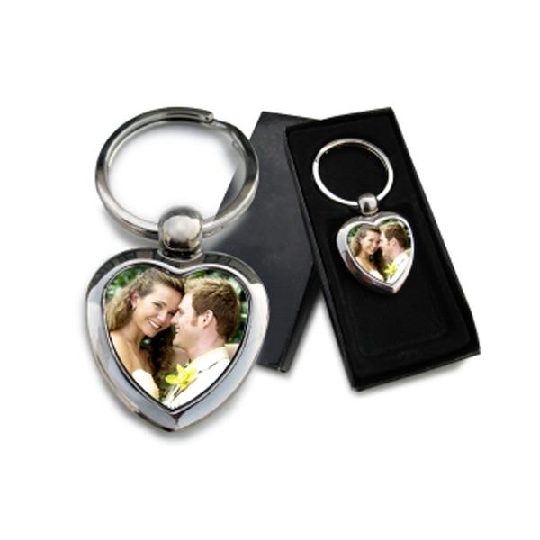 valentijn sleutelhanger met foto